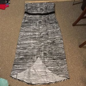NWT Lane Bryant Strapless Dress 18/20